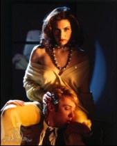 Mädchen Amick and James Spader in Dream Lover