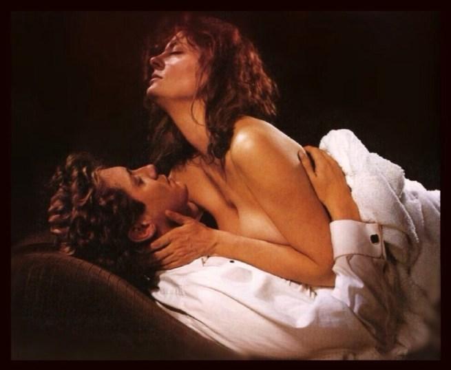 James Spader and Susan Sarandon in White Palace