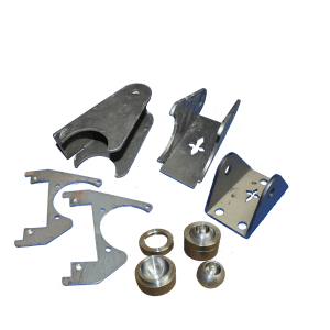 Miscellaneous Unassembled Suspension Parts