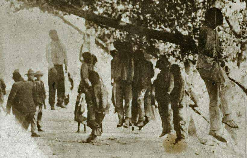 Image result for mass american lynching