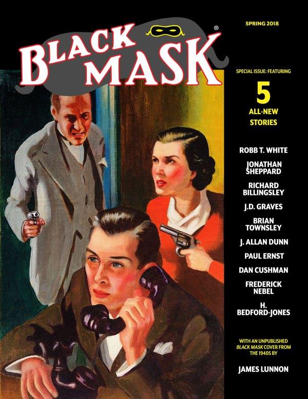 Black Mask #4 (Spring 2018)