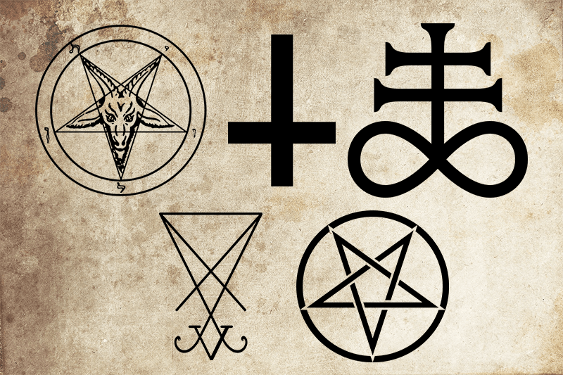 Episode 30 – Devil Decoder: Satanic Symbols Explained