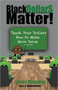 Black Dollars Matter Book Cover