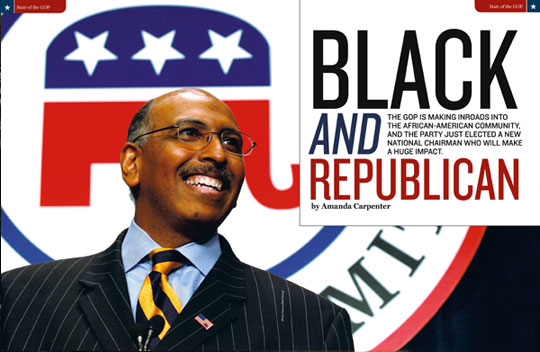 The Republican Party In Black and White