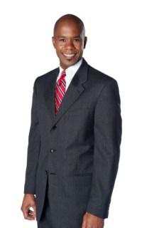 Black Professional Man