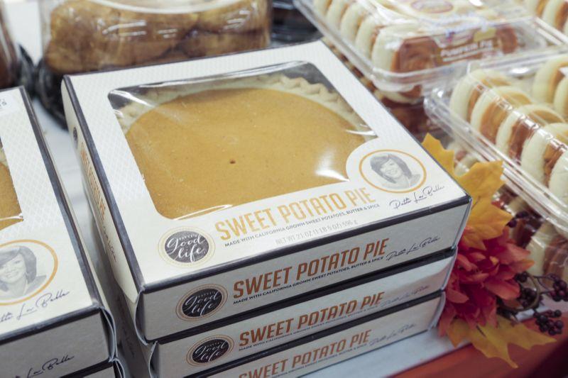 James Wright, Patti LaBelle and Sweet Potato Pie