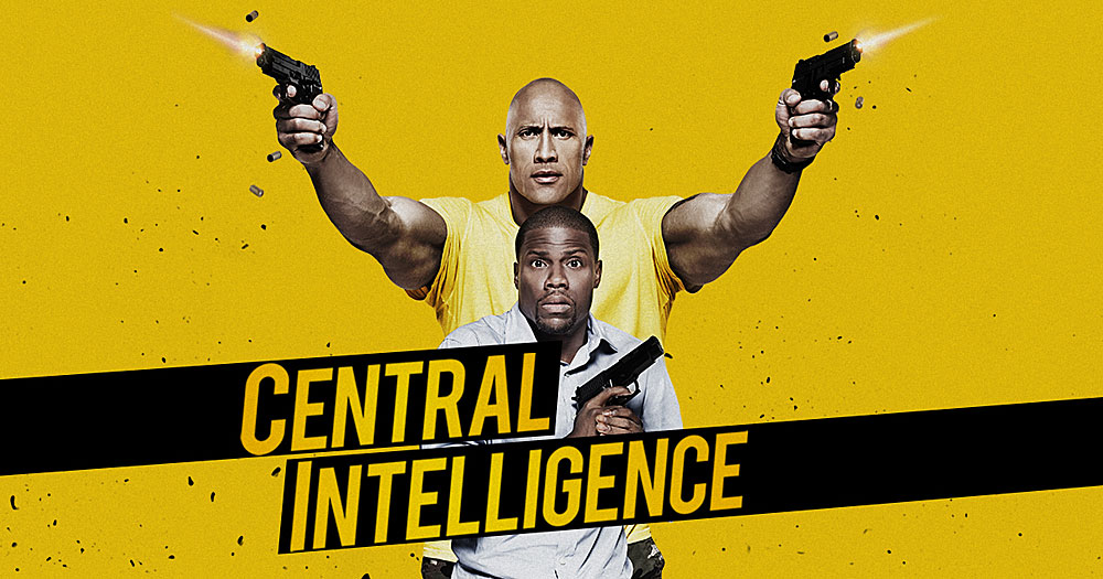 "New Movies: ""Central Intelligence"" and ""Barbershop – The Next Cut"""
