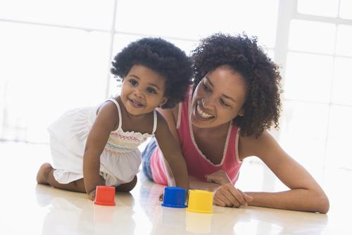 Welfare Mom-Daughter