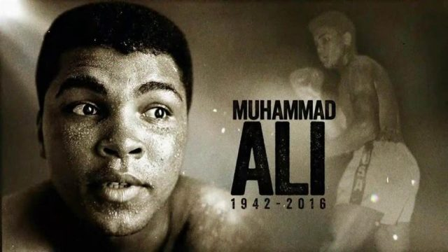 Ali RIP