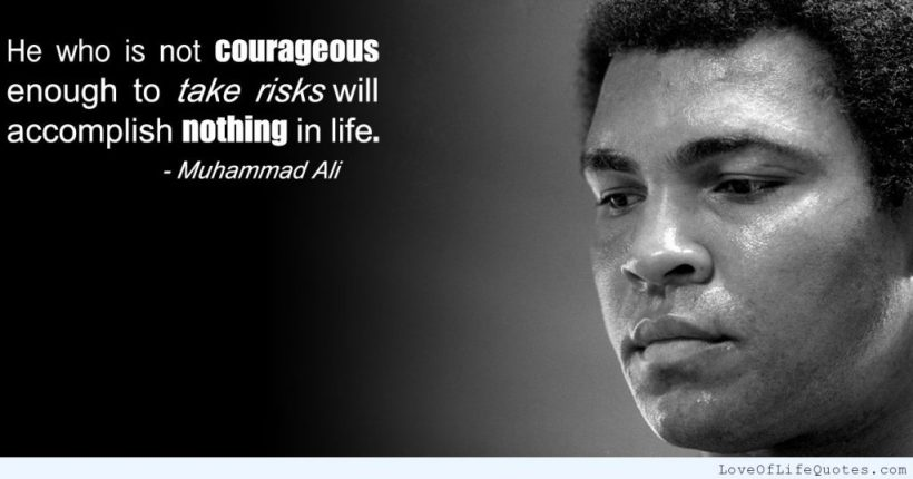 Muhammad Ali - Courage