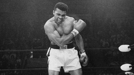 A Tribute to Muhammad Ali by Willie Jolley