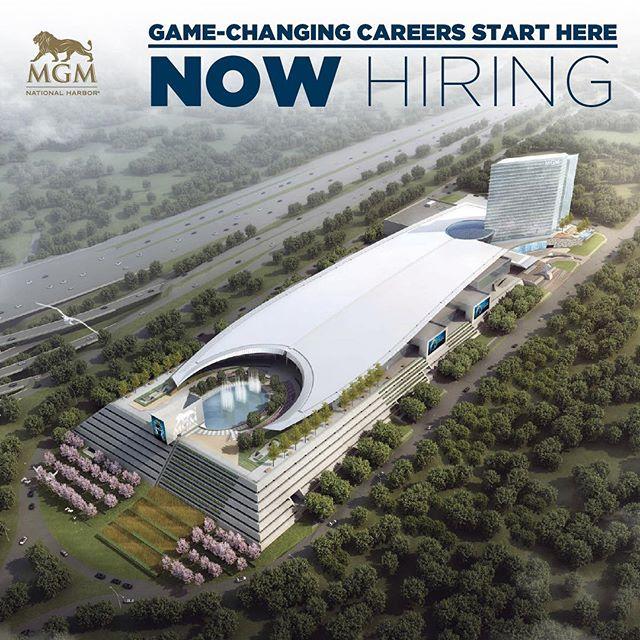 mgm-hiring