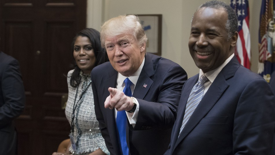 Business Exchange Column:  Trump's Black Agenda by William Reed