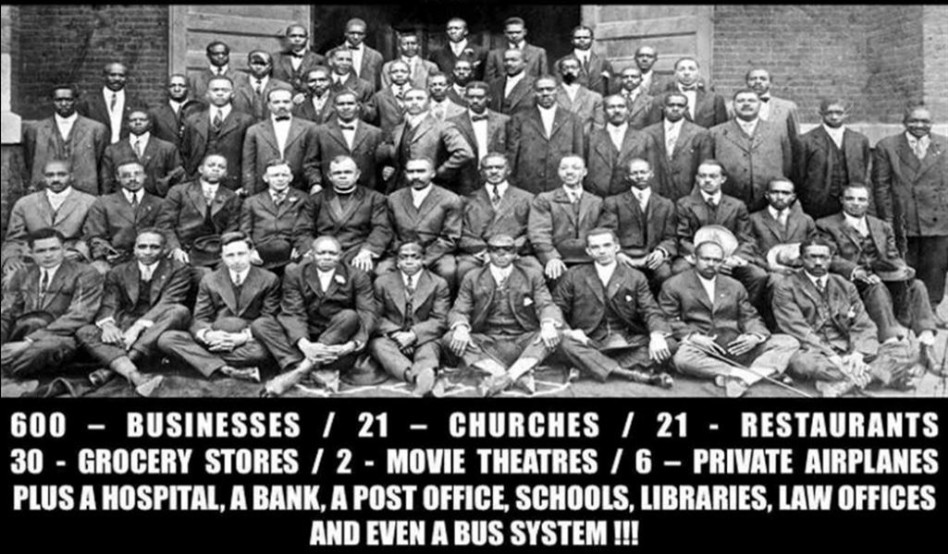 """black wall street The greenwood neighborhood in tulsa, oklahoma, housed one of the most successful black economies in american history the area is, now, commonly referred to as """"the black wall street"""" most."""