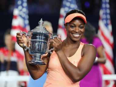 Tennis:  There Is A New Sheriff In Town–Sloane Stephens by Harold Bell