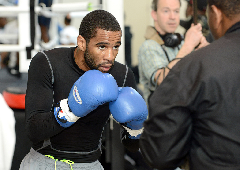 Lamont Peterson Goes for Third Boxing Title by Ron Harris
