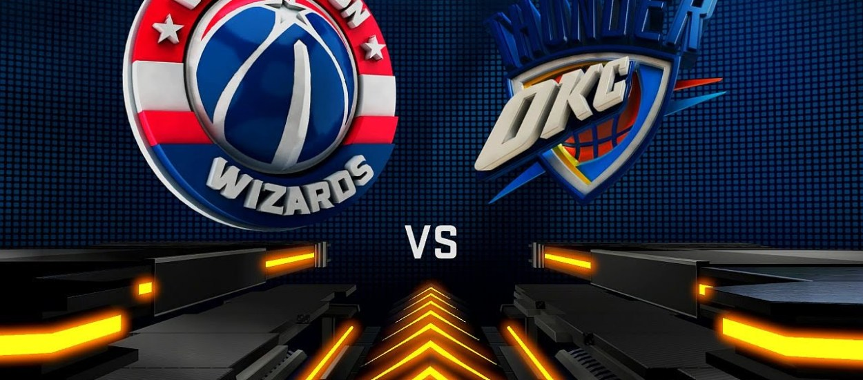 The Wizards Make A Statement with Home Win Against the Thunder 102 to 96