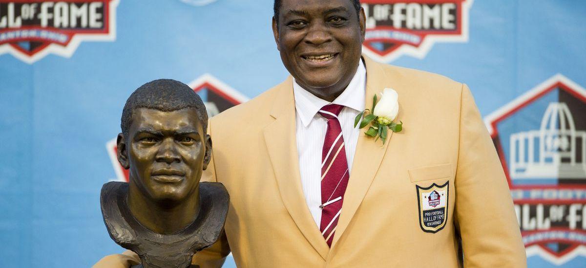 Harold Bell Interviews NFL Hall of Famer Dave Robinson