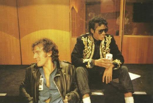 Michael Jackson And Bruce Springsteen: How These Artists Made The Biggest Hits In Their Home