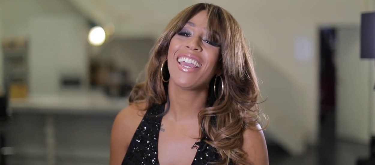 Glennis Grace's Tribute to Whitney Houston
