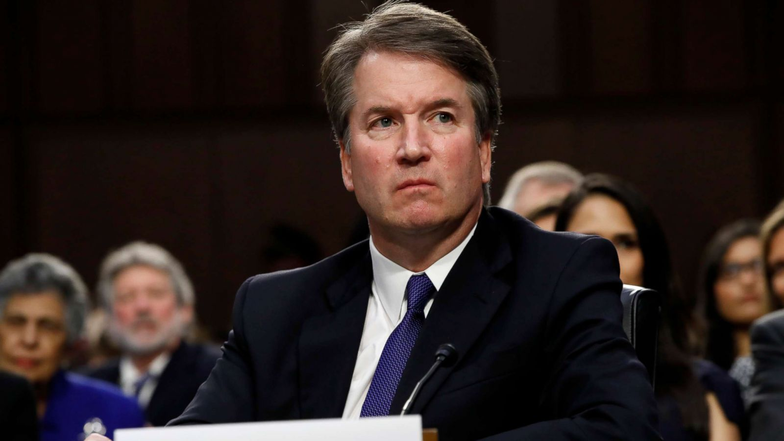 Opinion:  Brett Kavanaugh by Martina Evans, Esquire
