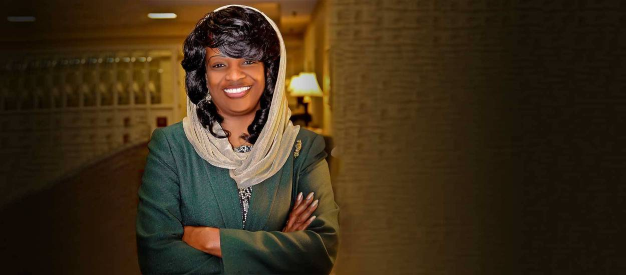 The Healing Center Podcast with Mildred Muhammad