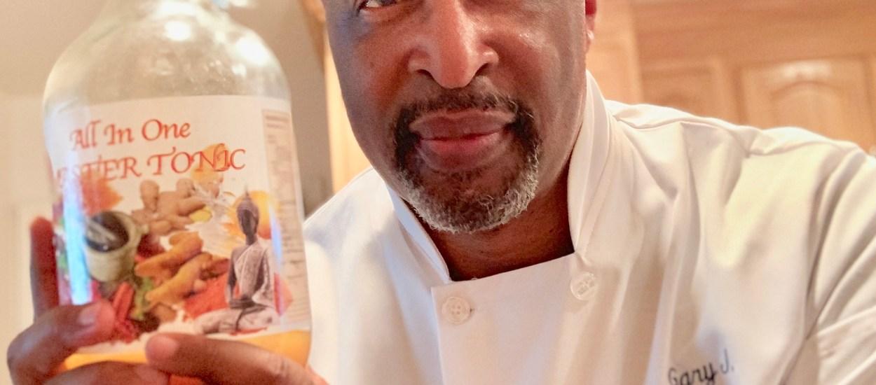MasterChef Gary Johnson Shares Hydration Smoothie Recipe