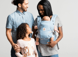 My Favorite Things In 2016 + ErgoBaby Carrier Giveaway