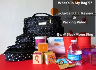 What's In My Bag? Ju-Ju-Be B.F.F. Review & Packing Video