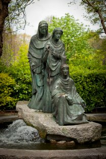 The Three Fates at St Stephen's Green