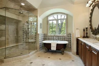 Master Bathroom Remodel That Is Spa Inspired San Diego CA