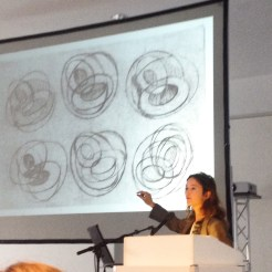 Eva Díaz on Josef Albers models of experimentation (26 /09 / 2015)