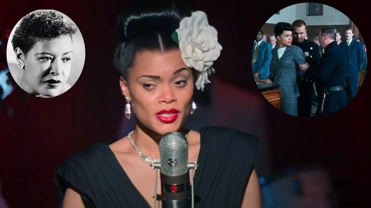 Andra Day joue Billie Holliday