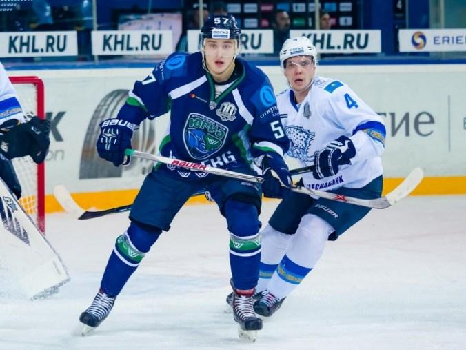 Pavel Shen KHL