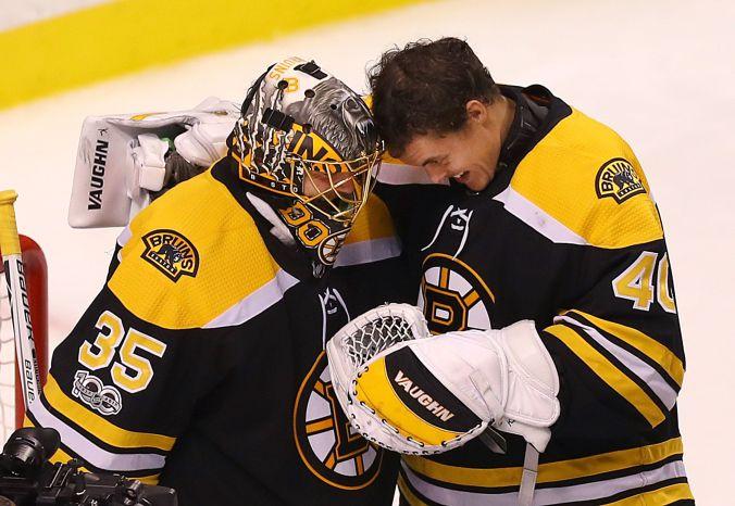 San Jose Sharks Vs Boston Bruins At TD Garden