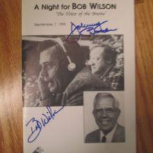 Bob Wilson Program