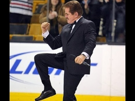 Rene Rancourt Fist Bump Pic