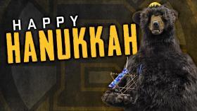 Bruins Hanukkah