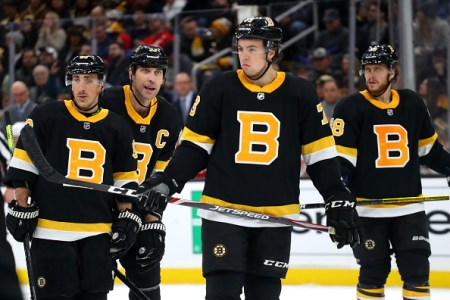 What The Bruins' Lineup Could Look Like Next Season | Black N Gold Hockey