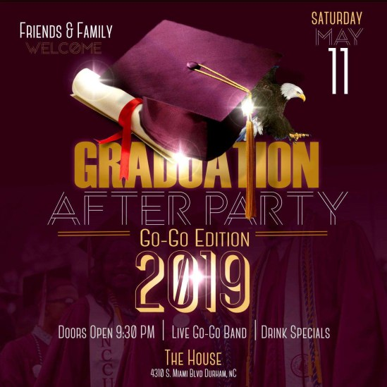 e29130efcfa GRADUATION AFTER PARTY Go-Go Edition 2019