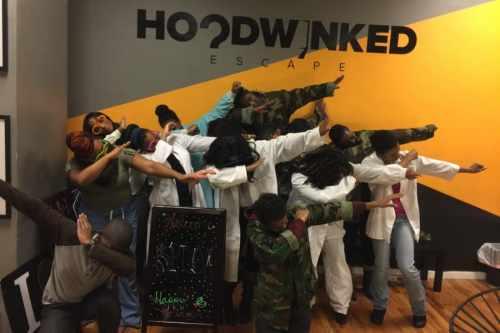 Hoodwinked event