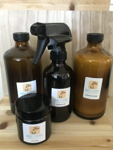 black-owned handmade and naturally curated products