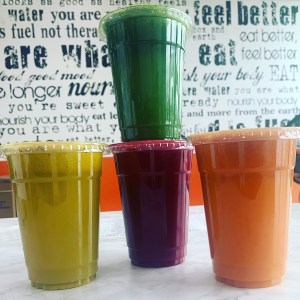 black-owned juice bar Jojos Juice Bar and Grill