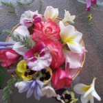 Tips For Entering Shows With Flower Arranging In Saucers And Mugs Cat S Crafting Corner