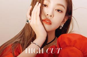 BLACKPINK For High Cut
