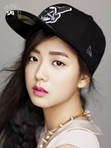 Blackpink Jisoo MLB Hat Cap