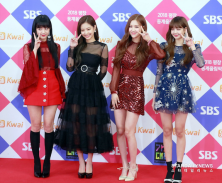 Blackpink Gayo Daejun Red Carpet 2017