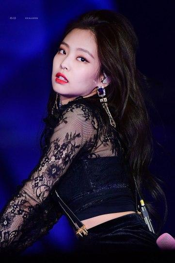 Blackpink Jennie SBS Gayo Daejun 2017