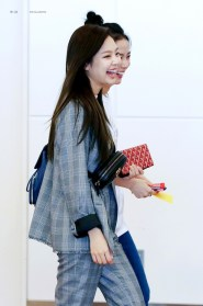 Blackpink Jisoo Airport Style 13