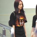 Blackpink Jisoo Airport Style